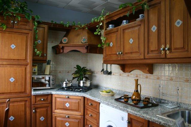 Cocinas tradicionales for Cocinas tradicionales