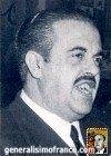 José Antonio Girón de Velasco, abogado, ex ministro de Trabajo con Franco fue un acérrimo defensor del régimen del 18 de julio, y uno de los políticos más ... - Giron_de_Velasco